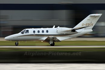 G-EDCK - ACS Aviation Cessna 525 CitationJet