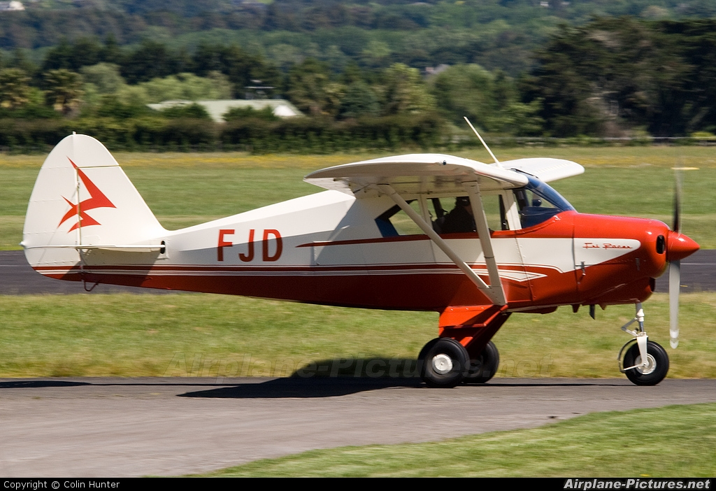 ZK-FJD - Private Piper PA-22 Tri-Pacer at Ardmore | Photo ID