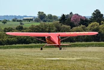 CX-AGG - Private Cessna 140