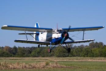 CX-CAP - Paracaidismo Casares Antonov An-2