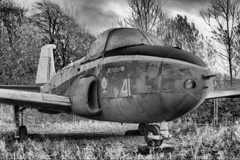 XM412 - Royal Air Force BAC Jet Provost T.3 / 3A