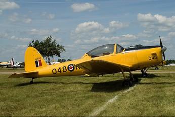 NX18048 - Private de Havilland Canada DHC-1 Chipmunk