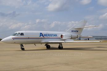 N314TW - Ameristar Dassault Falcon 20