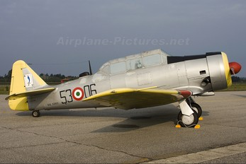 MMN53802 - Italy - Air Force North American Harvard/Texan (AT-6, 16, SNJ series)