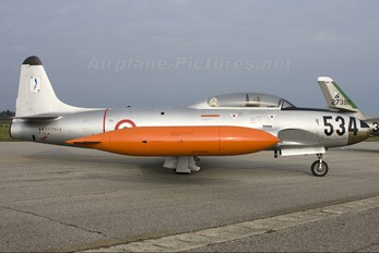 MM51-1753 - Italy - Air Force Lockheed T-33A Shooting Star