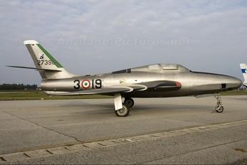 MM52-7390 - Italy - Air Force Republic RF-84F Thunderflash