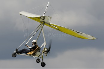 G-CFGC - Private Homebuilt Hewing RB Demoiselle