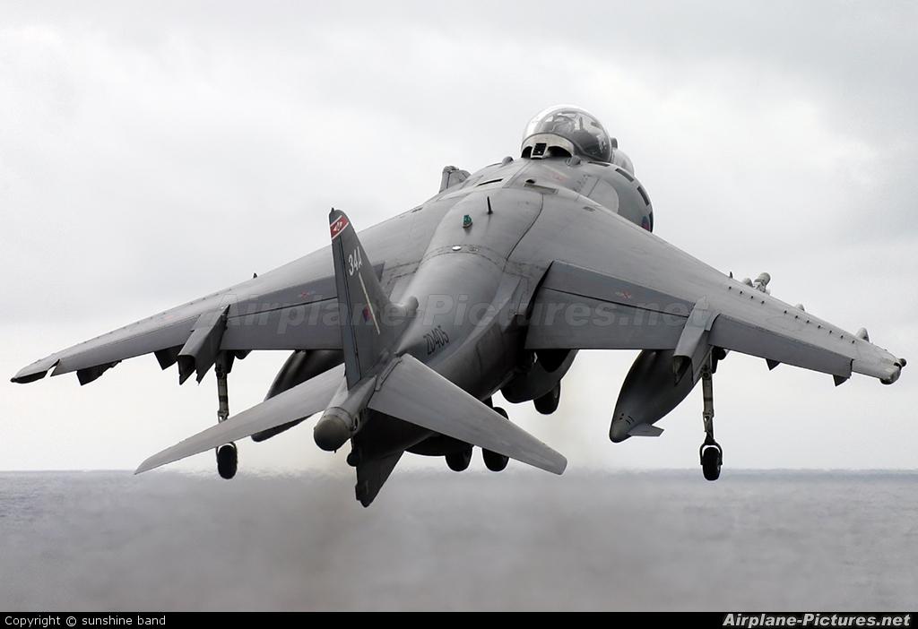 Royal Air Force ZD405 aircraft at Off Airport - Scotland