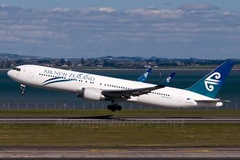 ZK-NCG - Air New Zealand Boeing 767-300ER