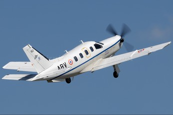 160 - France - Air Force Socata TBM 700