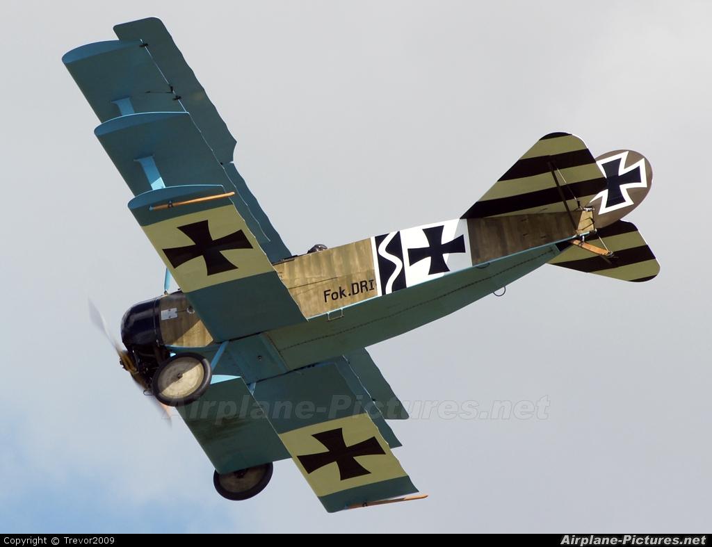 Private G-CDXR aircraft at Duxford
