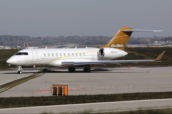 N501JT - Private Bombardier BD-700 Global 5000