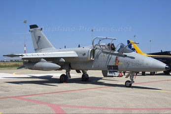 MM7169 - Italy - Air Force AMX International A-11 Ghibli