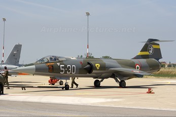 MM6940 - Italy - Air Force Lockheed F-104S ASA Starfighter