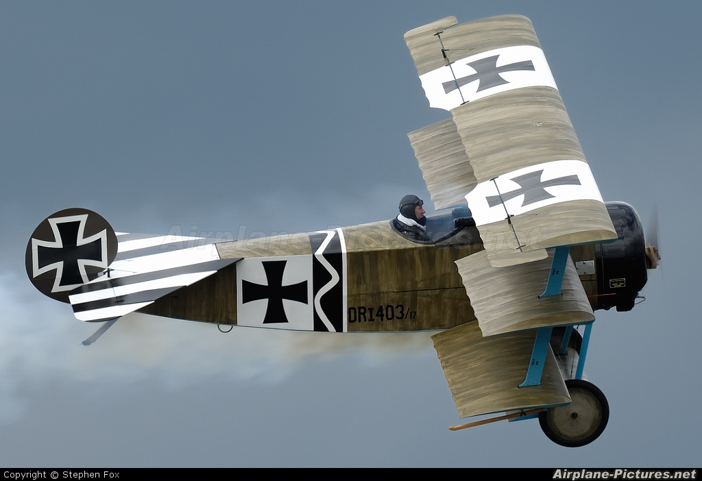 Private G-CDXR aircraft at Fairford