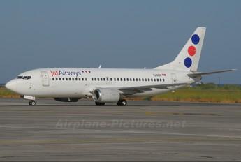 YU-AON - JAT Airways Boeing 737-300