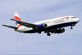 ZS-OTG - British Airways - Comair Boeing 737-400