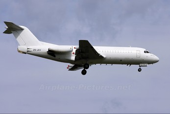 ZS-JAV - Private Fokker F28