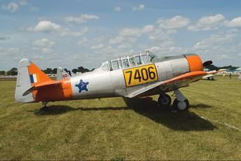 N465SH - Private North American Harvard/Texan (AT-6, 16, SNJ series)