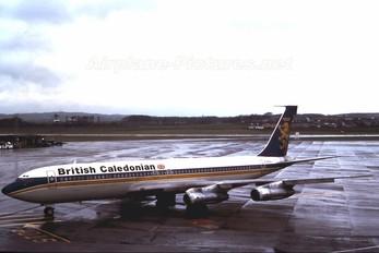 G-BDSJ - British Caledonian Boeing 707