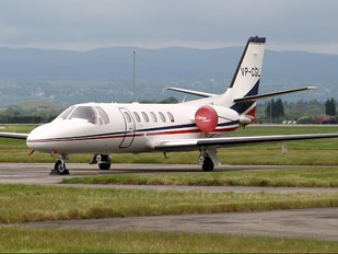 VP-CGL - Private Cessna 550 Citation Bravo