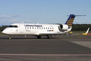 D-ACRP - Eurowings Canadair CL-600 CRJ-200