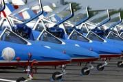 "E122 - France - Air Force ""Patrouille de France"" Dassault - Dornier Alpha Jet E aircraft"