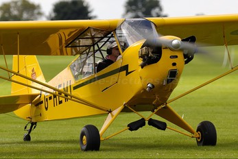 G-HEWI - Private Piper J3 Cub