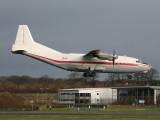 UR-CAG - Meridian Aviation Antonov An-12 (all models) aircraft