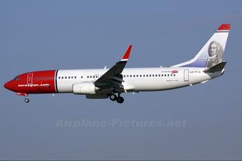 LN-NOS - Norwegian Air Shuttle Boeing 737-800