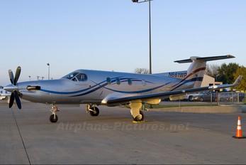 N661WP - Private Pilatus PC-12