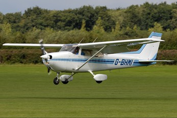 G-BHMI - Private Cessna 172 Skyhawk (all models except RG)