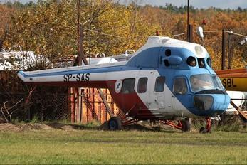 SP-SAS - Heliseco Mil Mi-2
