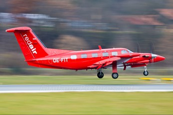 OE-FIT - RedAir Piper PA-42 Cheyenne