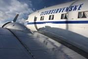 OK-XDM - CSA - Czech Airlines Douglas DC-3 aircraft