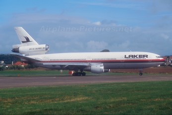 N832LA - Laker Airways McDonnell Douglas DC-10