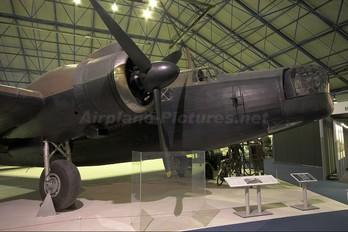 MF628 - Royal Air Force Vickers Wellington X