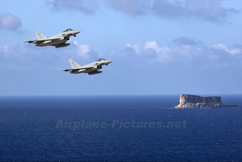 1003 - Saudi Arabia - Air Force Eurofighter Typhoon S