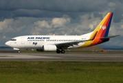 DQ-FJF - Air Pacific Boeing 737-700 aircraft