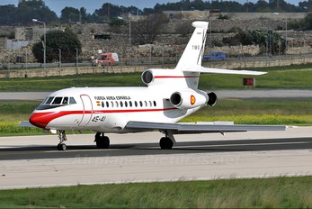T.18-2 - Spain - Air Force Dassault Falcon 900 series