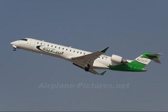 7O-FAB - Felix Airways Canadair CL-600 CRJ-700