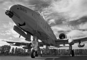 81-0960 - USA - Air Force Fairchild A-10 Thunderbolt II (all models) aircraft