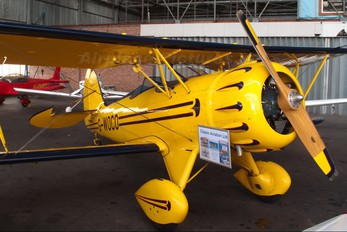 G-WOCO - Private Waco Classic Aircraft Corp YMF-5C