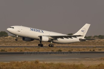 A6-MDD - Midex Airlines Airbus A300F
