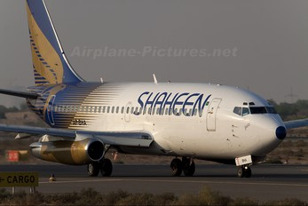 AP-BHA - Shaheen Air International Boeing 737-200