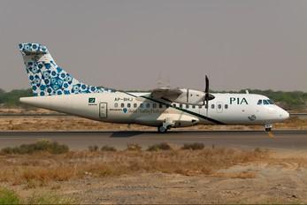 AP-BHJ - PIA - Pakistan International Airlines ATR 42 (all models)