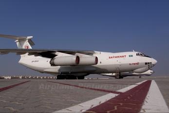 UP-I7615 - Sayakhat Airlines Ilyushin Il-76 (all models)