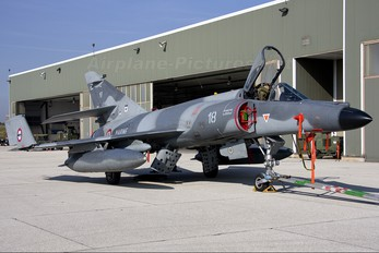 18 - France - Navy Dassault Super Etendard