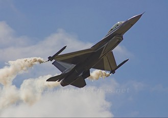 FA-134 - Belgium - Air Force General Dynamics F-16A Fighting Falcon