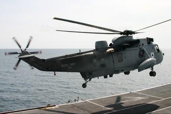 ZA168 - Royal Navy Westland Sea King HAS.6CR